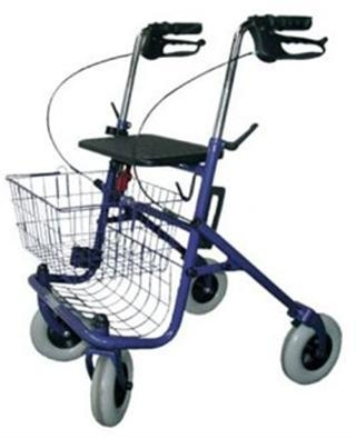 Rollator Plegable