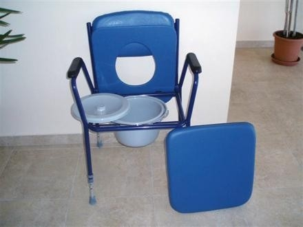 Toilet Chair 2
