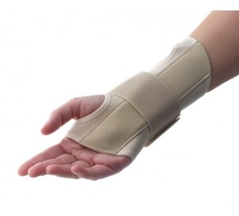 Metacarpal Wristband Ambidextrous