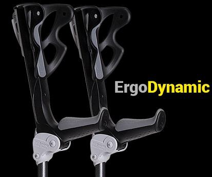 Crutches ErgoDynamic