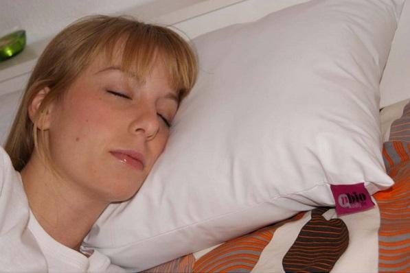 bamboo fibre bed pillow