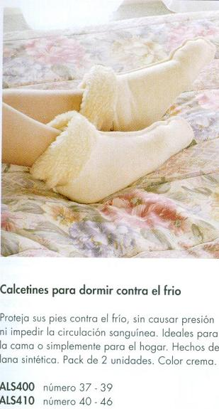 Calcetinas para Dormir