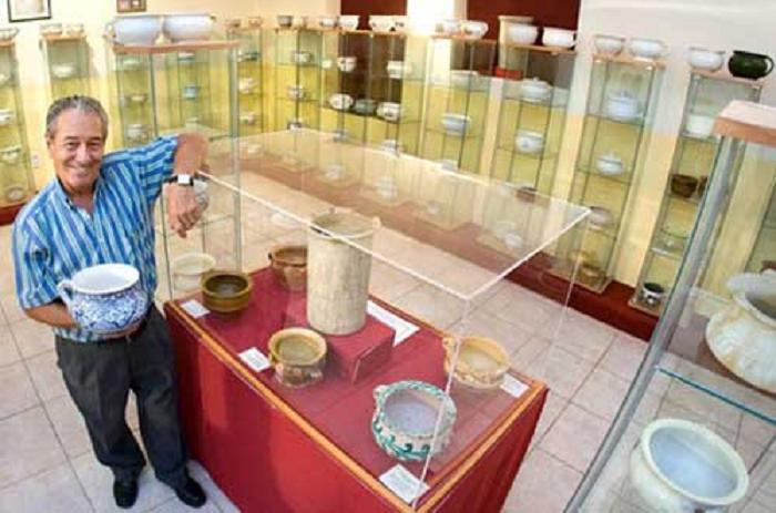 Museo del Orinal de Ciudad Rodrigo (Salamanca)