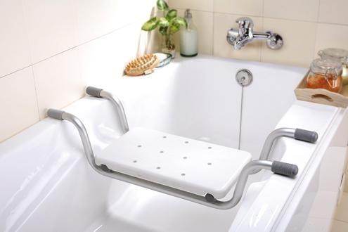 Aluminium Bathtub Seat 2