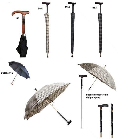 Umbrella Canes
