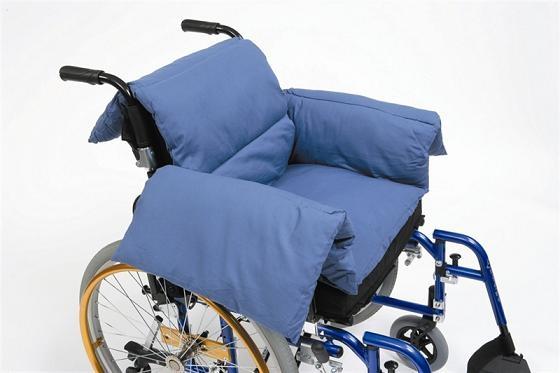 Almohada para silla de ruedas
