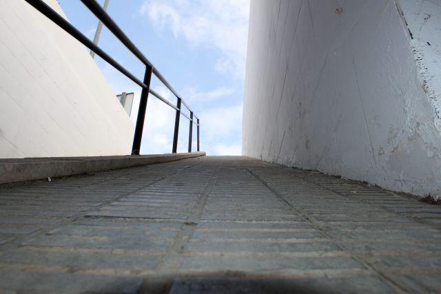 La Peor Rampa de España para Discapacitados