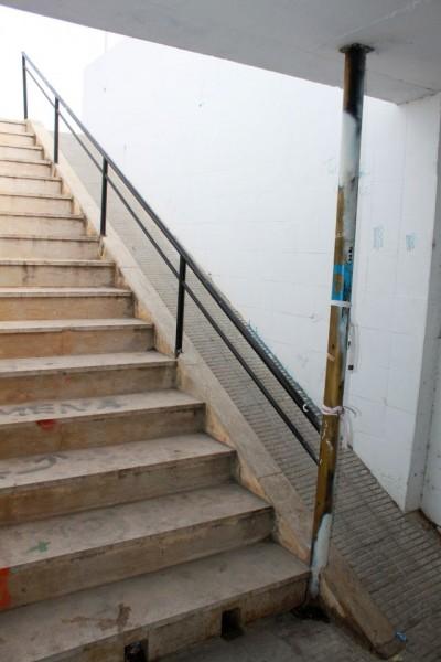 Peor Rampa de España para Discapacitados