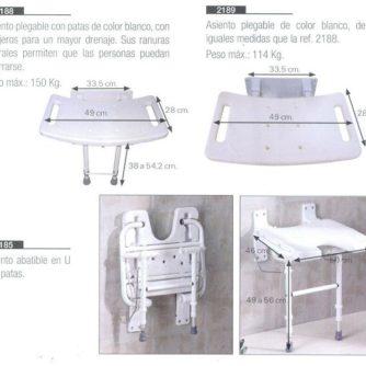Folding Shower Seat 4