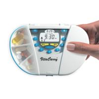 Pillbox with Alarm