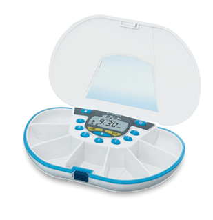 Pillbox with Alarm 2