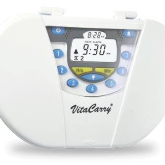 Pillbox with Alarm 3