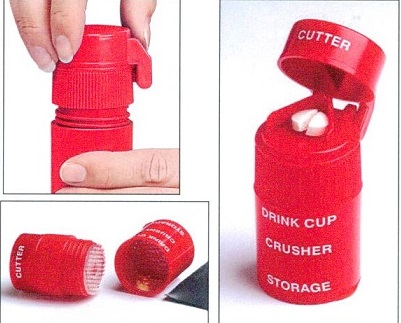 divider pill crusher