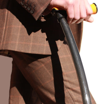 carbon fiber walking cane