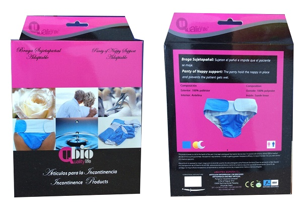 Packaged Product Reusable Adult PANTS