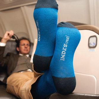 Bamboo Compression Socks BAMBOO SmarTec® Fabric. These compression socks will definitely change your life.