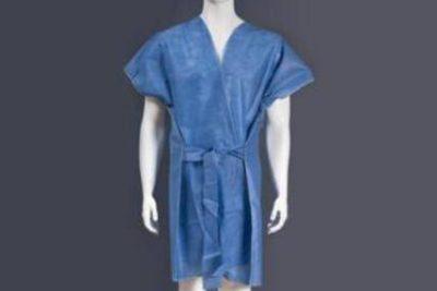 Disposable Kimonos