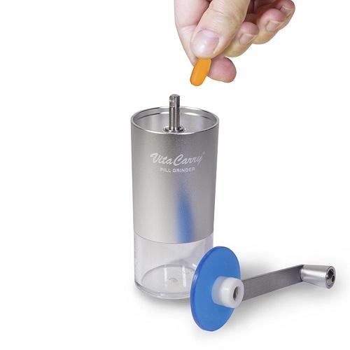 manual pill grinder