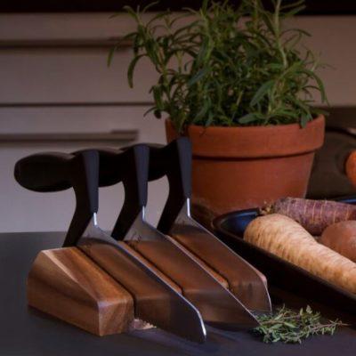soporte para cuchillos