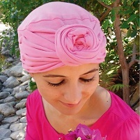 Turban CAMELIA For Cancer Patients