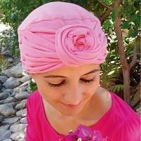 Turbantes y Pañuelos Oncológico