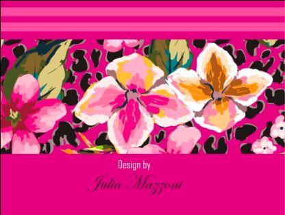 scarves for cancer designer Julia Mazzoni