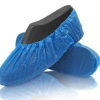 Shoe Covers Polyethylene DISPOSABLE